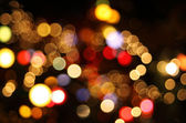 Fundo abstrato do bokeh — Fotografia Stock