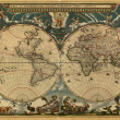Ancient map — Stock Photo #3169105