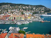 Port of Nice, France — Stock Photo