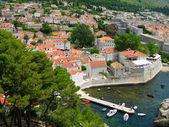 Dubrovnik, croacia — Foto de Stock