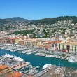 Port of Nice, Cote d'Azur, France — Stock Photo