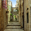 Street of Dubrovnik, Croatia — Stock Photo