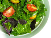 Fresh mixed salad — Foto Stock