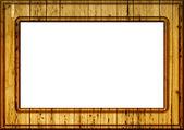 粗糙的漆的木板 — 图库照片