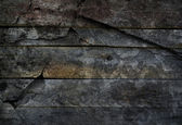 Plance danneggiate — Foto Stock