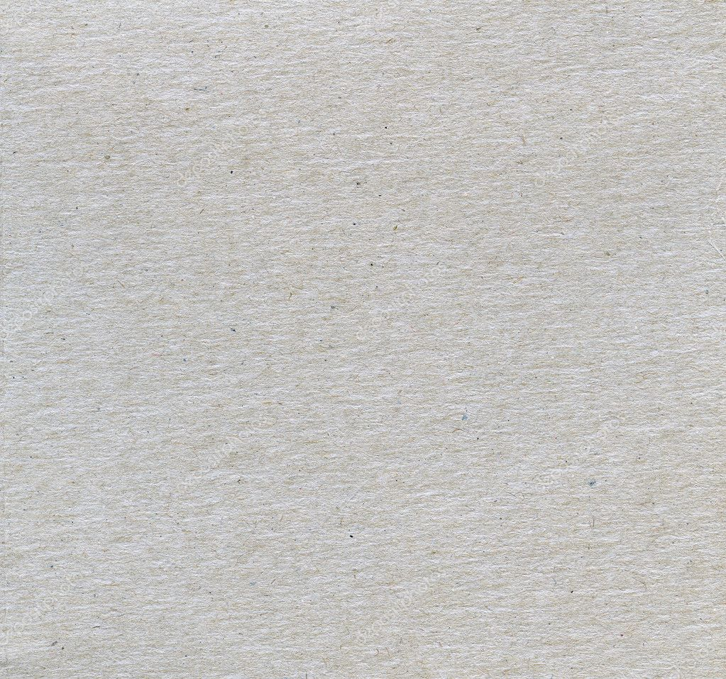 Textured grainy recycled paper with natural fiber parts — Stock Photo #3841451