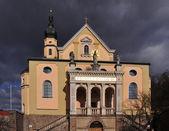 Church Maria Himmelfahrt in Deggendorf — Stock Photo