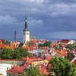 Stock Photo: Old Tallinn, Estonia