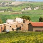 Italy. House in Tuscany — Stock Photo #3047142