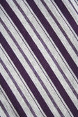 Grey and lilac strips on the fabric — Stock Photo