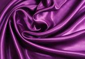 Liscio elegante seta lilla — Foto Stock