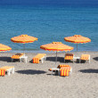 Greece. Kos island. Kefalos beach — Stock Photo