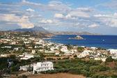 Greece. Kos island. Bay of Kefalos — Stock Photo