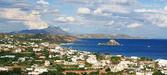 ギリシャ。コス島。ケファロス湾 — ストック写真