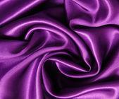 Soie lila élégante lisse — Photo