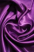 Smooth elegant lilac silk — Stock Photo