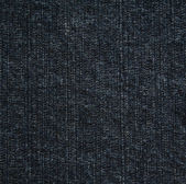 Dark blue jeans as background — Stock Photo