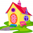 cute house — Stock Photo #3043053