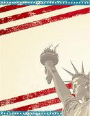 Libertad — Vector de stock
