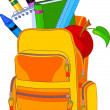 Royalty-Free Stock Imagen vectorial: Back to School