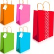 Shopping bags — Stock Vector #3450154