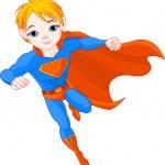 Super niño — Vector de stock