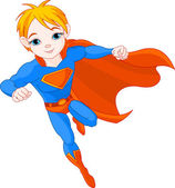 Super Boy — Vettoriale Stock