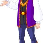 Prince charming — Stock Vector #3812990