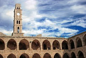 Citadel in Acre — Stock Photo