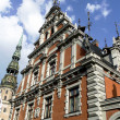 Blackheads house in Old Riga — Stock Photo