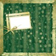 Grunge paper in scrapbooking style — Stock Photo #2702491