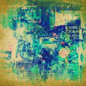 Grunge 抽象背景 — 图库照片