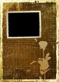 古代划痕抽象背景 — 图库照片