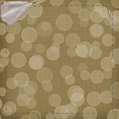 Karta pro pozvání s boke — Stock fotografie