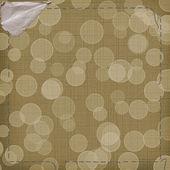 Tarjeta de invitación con el boke — Foto de Stock