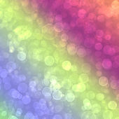Multicolored background with blur boke — Stock fotografie