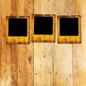 Grunge paper frames — Stock Photo