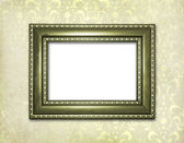 Frame on the abstract paper background — Stock Photo