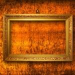 Grunge interior with frame i — Stock Photo #3388180