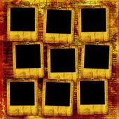 Diapositive di carta vecchia grunge — Foto Stock