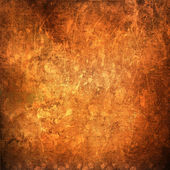 A cracked rusty metal wall. Background for design — Stock Photo