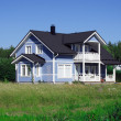 Rural house — Stock Photo #3502395