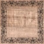 Old frame raster paper canvas vintage — Stock Photo #2823504
