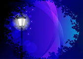 Streetlight, eps10 format — Vector de stock