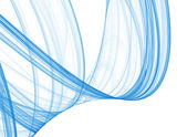 Blue Lines Background — Stock Photo