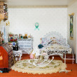 Vintage doll house — Stock Photo #2993590