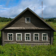Stock Photo: Farmhouse