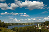 View On The Volga. — Stock Photo