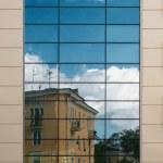 Reflexion — Stock Photo