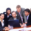 Business team — Stock Photo #2806947